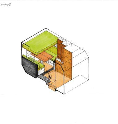 Scribble 5 Unimog