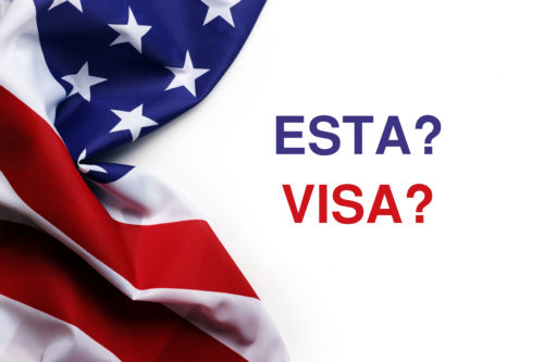 Traveling to the United States – ESTA or Visa