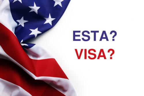 Reisen in die USA – ESTA oder Visum?
