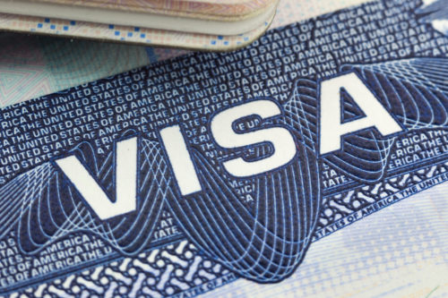 Applying for a US B-2 Visa