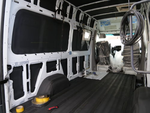 Campervan Insulation (Part 4) Armaflex-AF in practice & alternatives